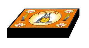 Самое первое маленькое поле разработанное для игры Крысиные бега 1 – украинская версия Cashflow