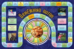 Игра Крысиные Бега Роберта Кийосаки