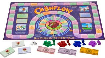 Игра Cashflow 202 оригинальное поле для этой игры, выпускаемое по лицензии от Роберта Кийосаки в Москве