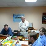 Игра Крысиные бега 1 – адаптация под Украину игры Роберта Кийосаки Cashflow 101 + 202 и Денежный поток 101 и 202