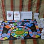 Фото многочисленных копий и подделок игры Cashflow 101 и 202 Роберта Кийосаки и под названием Денежный поток