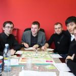 Финансовая карусель, интересная и захватывающая игра наподобие игры Cashflow и Денежный поток 101 и 202