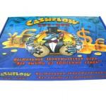 100% нелегальная подделка игры Cashflow 101 и 202 Роберта Кийосаки