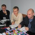 Так проходят в Киеве сеансы игры Денежный поток 101 и 202 – аналог игры Роберта Кийосаки Cashflow 101 и 202